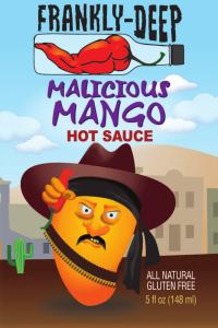 Malicious Mango Label